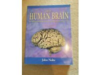 Textbook for sale: The Human Brain; an introduction to its functional anatomy
