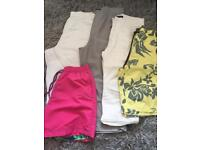 Boys / Mens Short bundle Size 28-30 Waist