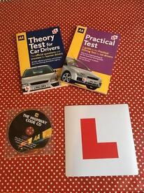 Learn to drive pack