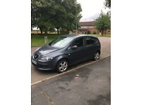 08 Seat Altea Reference Sport