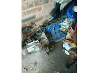 Peugeot 205 xs/rallye citreon ax gt tu3s engine and gearbox