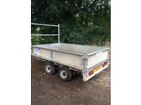 8x4 Ifor Williams trailer