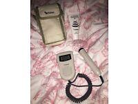 Heartbeat monitor Bistos Hi Bebe fetal doppler