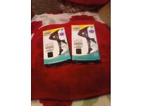 New Ladies School Light Legs ladies tights x2