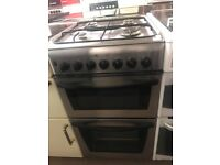 50CM STAINLES STEEL INDESIT GAS COOKER