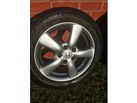 Honda Civic alloy wheels set of 4