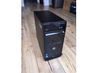 BRAND NEW, HP PRO 3500 Micro Tower PC, Intel i5-3470 CPU, 8GB RAM, SSD+HDD