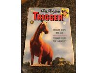 Collectors comic Roy Rodgers Trigger no.3