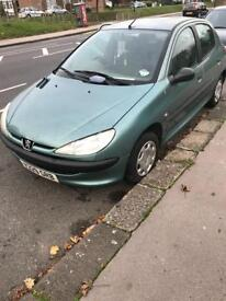 Peugeot 206 1.1 engine Petrol