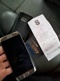 Samsung s7 edge gold 32gb EE
