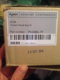 Dyson contact head
