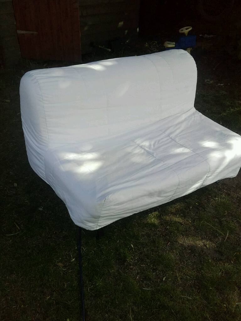 Futon sofa bedin Lossiemouth, MorayGumtree - Futon in ok condition. Its from IKEA . Has a removable cover for when its a seat. I can deliver in the local area
