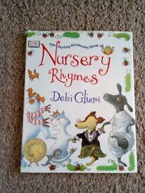 DK Nursery Rhymes compiled by Debi Gliori