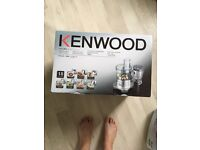 BRAND NEW KENWOOD 2.1litre food processor & blender NEVER OPENED