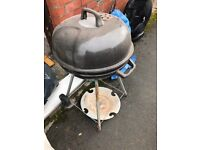 Free BBQ used but still functions