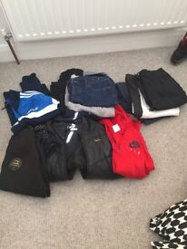 Boys clothes aged approx. 15 years