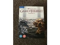 Game of Thrones Complete Season 1 To 7 Blu Ray