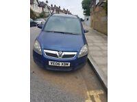Vauxhall Zafira 2006/ Spares or Repair/ Noisy Engine