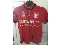 Boys Santa Monica polo top