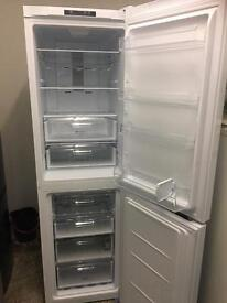Indesit brand new fridge freezer tall ex display