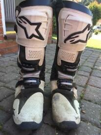 Alpinestar tech 10 mx boots