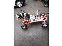 Petrol gokart for sale absolute amazing fun