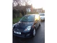 Ford Fiesta Zetec 1.25 2006 74000 Miles - £1100 ovno - 5 months MOT - Perfect First car