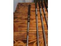 Ping ISI K golf clubs