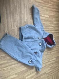 Boys 1-2 years converse Tracksuit
