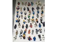 Lego figures ( 85) & mini set