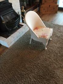 Beautiful Boudoir Chair