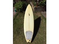 JP 6'10 Thruster Surfboard