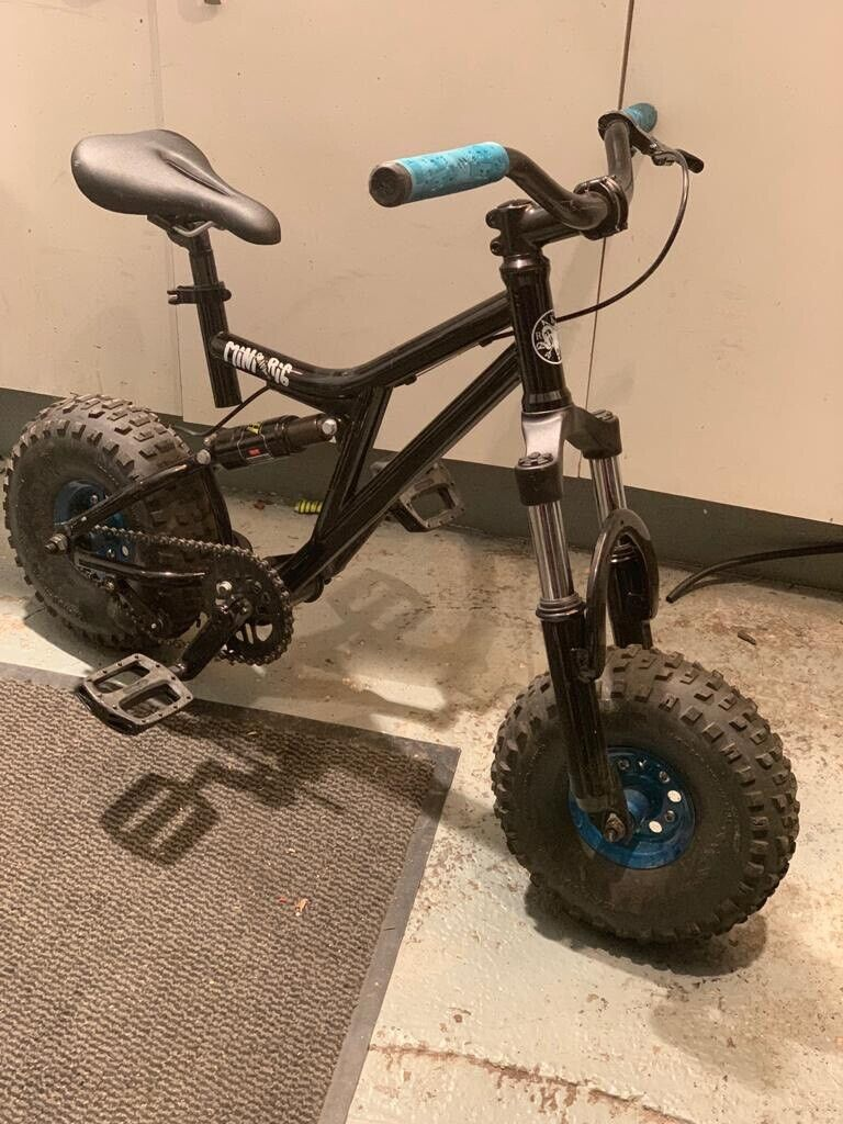 Rocker Mafia Bikes Minirig Mini Rig Downhill Full