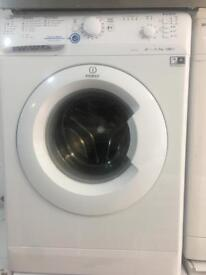 Indesit 7KG A++ white colour washing machine comes with 1 MONTH GUARANTEE!!!!