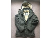 H&M Winter coat, women, size 34