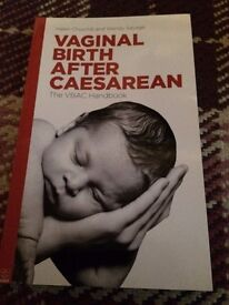 Vaginal Birth After Caesarean Book, Ideal Student Midwife
