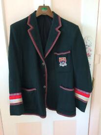Albyn School Girl blazer large