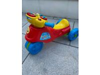 Brand New VTech 2-in-1 Trike to Bike RRP £45 Kids Toddler