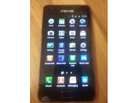 Samsung Galaxy S2 II GT-I9100 16GB Black (Unlocked)