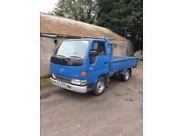 01 toyota dyna 2.4 breaking parts engine gearbox wheel tyres export