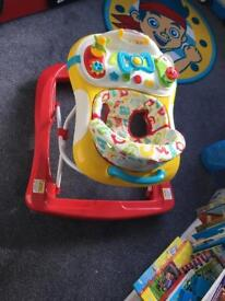 Mother are baby walker £10