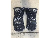 Alpinestars Jet Road Gore-Tex Waterproof Gloves