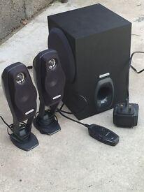 TV/Stero sound system