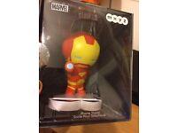 Unopened Iron Man Marvel phone stand