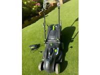 G Tech Cordless Lawn Mower CLM02