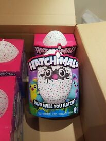 ONE PINK/GREEN HATCHIMAL EGG