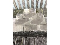 Reclaimed Welsh Roof Slates 12x10 ONLY 40p PER SLATE