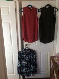 3size 12 tops