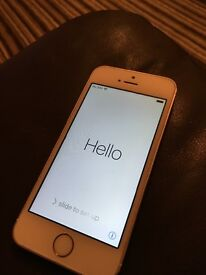 Apple iPhone 5s 32GB Gold Unlocked