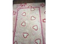Pretty girls rug